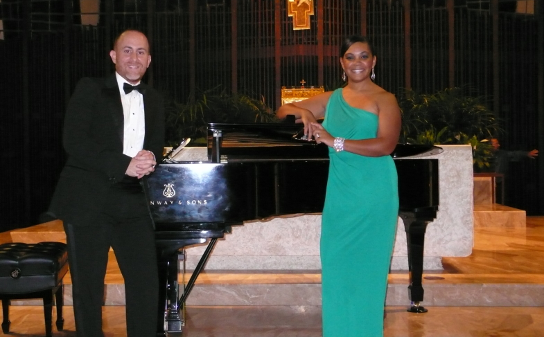 Janai Brugger @ St. Hugh-Steinway Concert Series