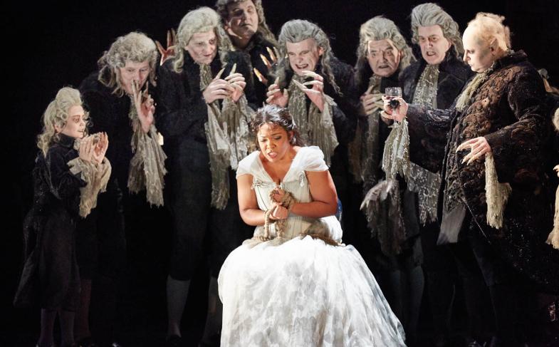 The Royal Opera House: Mozart's Die Zauberflote (2015, Photo Credit: Mark Douet)